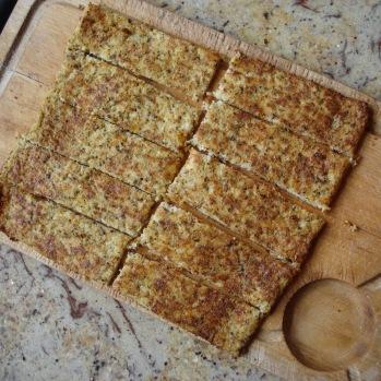 bloemkool crackers