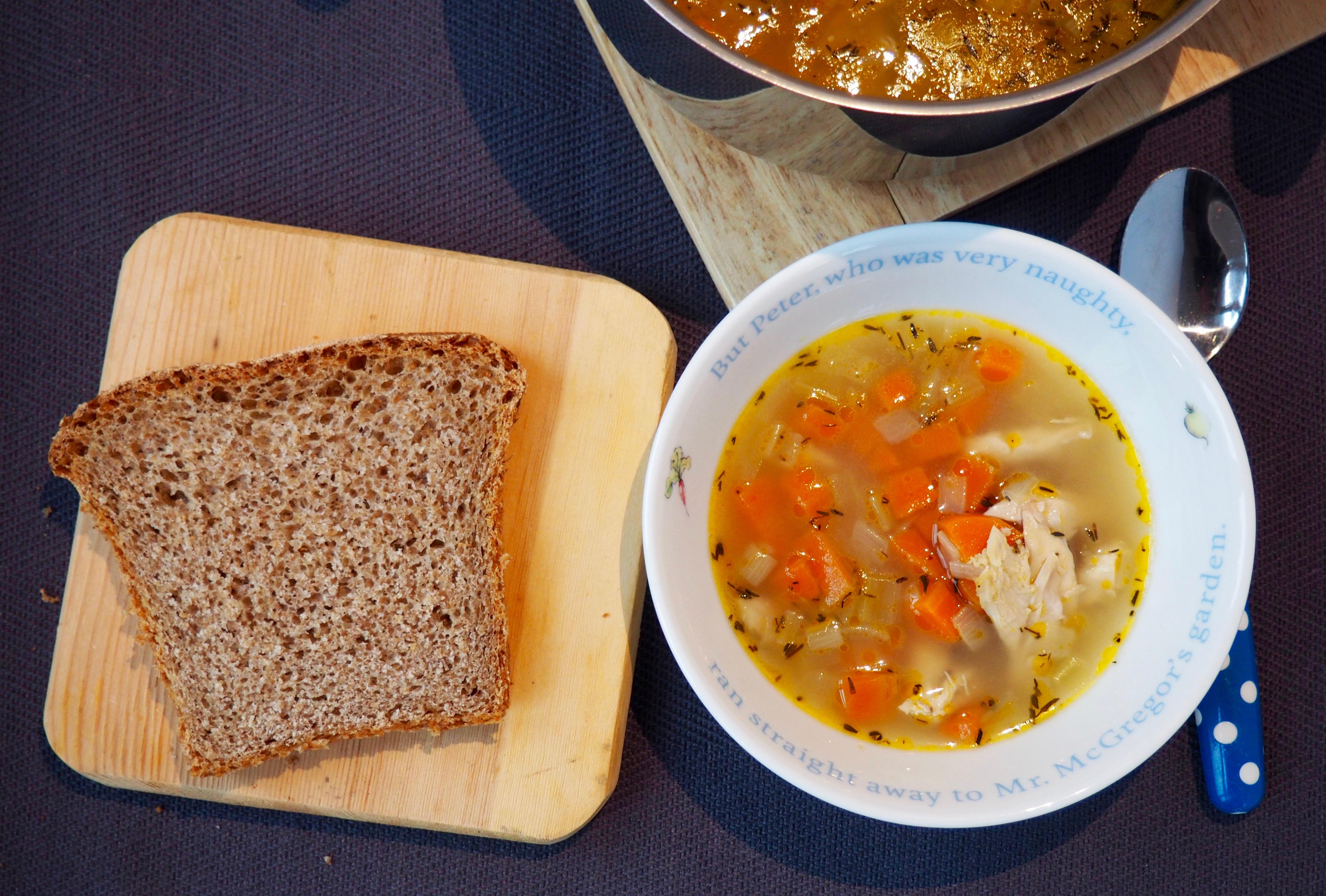 soep voor kinderen
