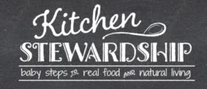 Kitchen Stewardship