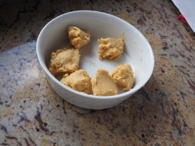Chickpea snack