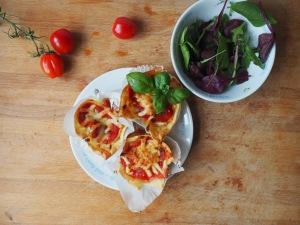 Mini-lasagna