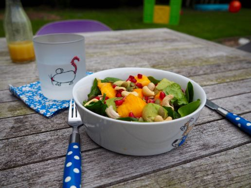 Childfriendly Salad