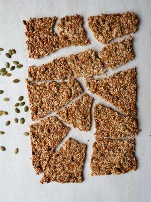 Zweedse crackers